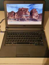 Dell Latitude 3340 Laptop - 14'' Intel Core i3 -256GB SSD - Windows 10 - 8GB