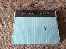 Brand New Ralph Lauren Home 100% Cotton Blue Duvet Cover 200x200 Rrp £180