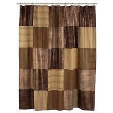 Home Classics Wild Patch Fabric Shower Curtain - New