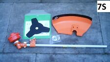 long reach petrol Hedge Trimmer/saw STRIMMER ATTACHMENT 7-spline, Nordstrom etc.