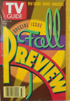 TV Guide Sept 12 1998 Magazine Fall Preview Special Issue - No Label VG