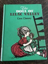 Hardcover Borzoi Book First Edition 1959 The Doll of Lilac Valley by Cora Cheney