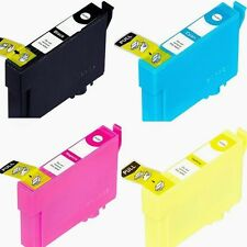 4 Pack NON OEM T200 XL Ink CARTRIDGE FOR Epson Expression XP 400