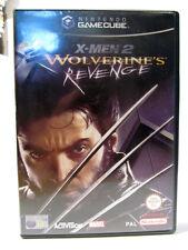 NINTENDO GAMECUBE Juego X MEN 2 Wolverine's Revenge