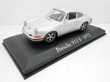 1/43 COCHE PORSCHE 911 S CARRERA  IXO RBA  1:43 METAL MODEL CAR MINIATURA