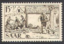 Saar 1956 Red Cross/Medical/Health/Nurse/Army/Soldiers/Military 1v (n29840)