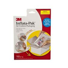 "3M Inflata-Pak Air Cushion Packaging Small Bag 8"" x 5"" Protect fragile items"