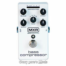 Dunlop MXR Bass Compressor M87 Effects Pedal
