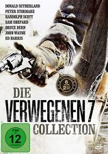 2 DVDs * DIE VERWEGENEN 7 - COLLECTION # NEU OVP %