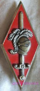 IN18067 - INSIGNE 63° D.M.T. - 10° Division Blindée, sans chiffre