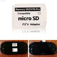 C738 SD TF 5.0 Version White SD2Vita Mini Smart 3.60 Adaptor Memory Card AF7D