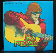 José Feliciano - Angela ‎LP VG+ PS 2010 Private Stock Stereo 1976 Vinyl USA