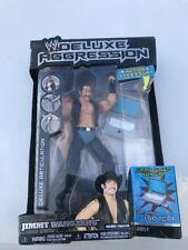 2007 WWF WWE Jakks Jimmy Wang Yang Deluxe Aggression Wrestling Figure