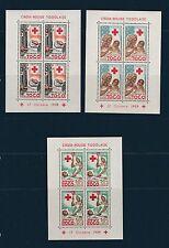 Togo bloc  croix rouge   de 1961    num: 2/4  dentelé  **