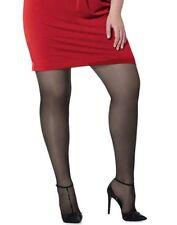 Tights Hosiery Pantyhose Collant 6 XXXL 20 DEN plus big large size 6X for BBW