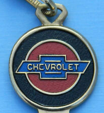 Chevrolet Gold Bowtie Crest 1967 1971 1975 1979 1983 1984 1985 Key Blank