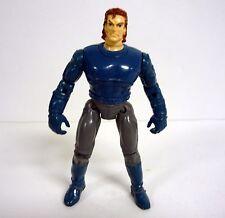 "GHOST RIDER 2 Vintage Marvel Toy Biz 5"" Action Figure FLAME GLOW 1995"