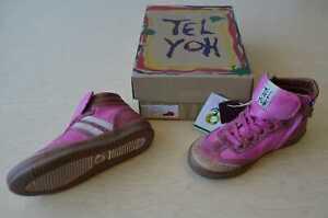 Tel Yoh Stiefelchen Y00506.1513 Pink