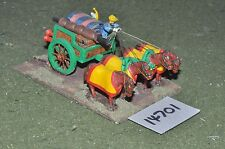 25mm ancient chinese chariot 1 chariot (14701)