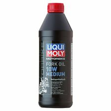 Liqui Moly Synthetic Suspension Fork / Damper Oil - Motorcycle / Motorbike