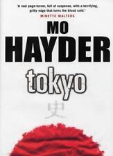 Tokyo,Mo Hayder