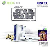 Microsoft Xbox 360 320GB Kinect Star Wars Limited Edition (NTSC-U/C (US/CA))...
