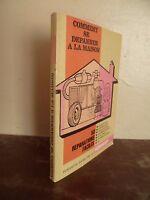 CÓMO SE SOLUCIONAR PROBLEMAS DE A LA MAISON 50 REPARACIONES FÁCIL 1972 SOMMEP IN