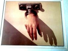 """GARY SAN PIETRO COLOR PHOTO """" HAND FAUCET"""" , SIGNED, #2/25, FRAMED, 1970s-80s ?"""