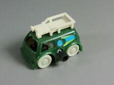 AUTOS: Heiße Flitzer - VW Bus grün