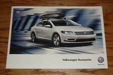 Original 2016 Volkswagen VW CC Accessories Sales Brochure 16
