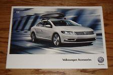 Original 2016 Volkswagen VW CC Accessories Sales Brochure 16