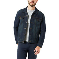 Signature By Levi Strauss & Co. Gold Label Rebel Blue Men's Trucker Jean Jacket