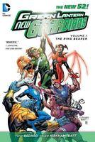 Green Lantern New Guardians Volume 1: The Ring Bearer 2012, HC DC New 52