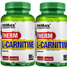 Fitmax THERM L-carnitine 180 Caps Fat Burning Diet Pills Slimming Weight Loss
