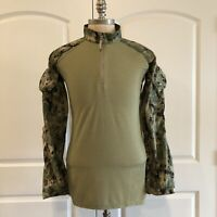 Patagonia FR Flame Resistant Level 9 Next To Skin Combat Shirt OCP Large Camo
