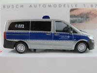 """Busch 51147 Mercedes-Benz Vito (2014) """"THW / OV Dillenburg"""" 1:87/H0 NEU/OVP"""