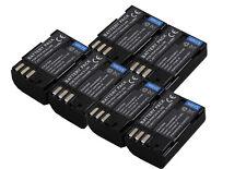 New 6x DLI90 D-LI90 Recharge Replace Battery for Pentax 645D K-7 k7 k5 Cameras