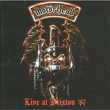 Motörhead - Live At Brixton '87 (NEW CD)