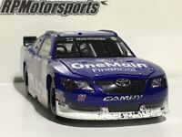 RARE * RACED VERSION * #11 CLINT BOWYER * SUBSTITUTE @ TEXAS * ONEMAIN FINANCIAL