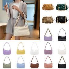 Fashion Women Handbags Totes Casual Zipper Underarm Shoulder Messenger Bag Purse