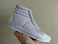 Vans SK8 HI REISSUE LACESS Perf Neoprene Men's Shoes 9.5 - Womens 11