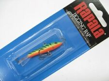 "Rapala W5-GT 2"" W5 Glow Tiger Jigging Rap Size 05 Fishing Lure"