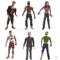 2x Set of 6 Corpses Doll Movie Characters Action Zombie Figures Children Toy