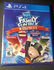 Hasbro Family Fun Pack [ 4 Games in 1 Pack ]  (PS4) NEW