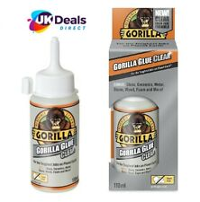 Gorilla Glue All Purpose Adhesive Water Resistant 110 ml Crystal Clear