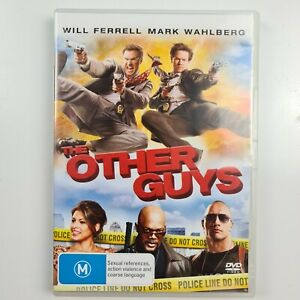 The Other Guys DVD - Will Ferrell, Mark Wahlberg - REGION 4 - FREE TRACKED POST