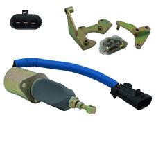 Dodge Diesel Cummins Fuel Shut Off Solenoid 5.9L 94-98 - 3931570 - With Bracket