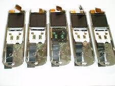 5xOriginal genunie Nokia  8800 sirocco or classic lcd screen,flex,slider 'AS IS'