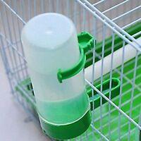 4pcs Pet Drinker Food Feeder Waterer Clip For Cage Bird Parrot Cockatiel Budgie