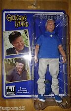 "Gilligan's Island NEW and Sealed 8"" Castaway Action Figure - The Skipper"